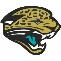 Jacksonville Jaguars Primary Logo  Light Iron-on Stickers (Heat Transfers)