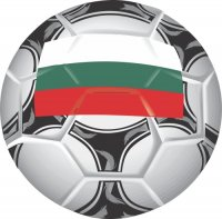 Bulgaria Soccer Light Iron-on Stickers (Heat Transfers)