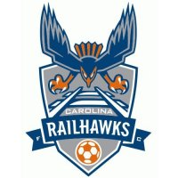 Carolina RailHawks Light Iron-on Stickers (Heat Transfers)