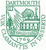 Dartmouth Big Green 1769-Pres Alternate Logo Light Iron-on Stickers (Heat Transfers)