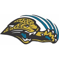 Jacksonville Jaguars Alternate Logo  Light Iron-on Stickers (Heat Transfers) version 1