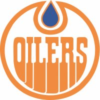 Edmonton Oilers Alternate Logo  Light Iron-on Stickers (Heat Transfers)