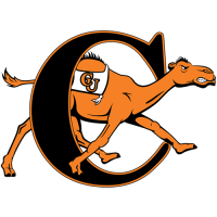 Campbell Fighting Camels 2008-Pres Primary Logo Light Iron-on Stickers (Heat Transfers)