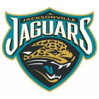 Jacksonville Jaguars Alternate Logo  Light Iron-on Stickers (Heat Transfers) version 3
