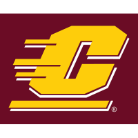 Central Michigan Chippewas 1997-Pres Alternate Logo Light Iron-on Stickers (Heat Transfers)