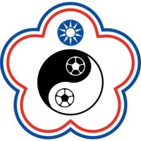 Chinese Taipei Football Confederation Light Iron-on Stickers (Heat Transfers)