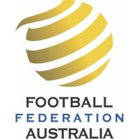 Australia Football Confederation Light Iron-on Stickers (Heat Transfers)