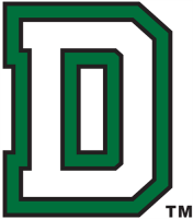 Dartmouth Big Green 2007-Pres Alternate Logo Light Iron-on Stickers (Heat Transfers)