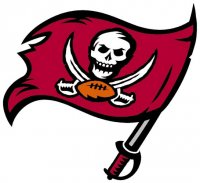 Tampa Bay Buccaneers Primary Logo  Light Iron-on Stickers (Heat Transfers)