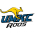 UMKC Kangaroos 2008-Pres Primary Logo Light Iron-on Stickers (Heat Transfers)