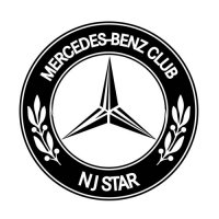 Benz Logo Light Iron On Stickers (Heat Transfers) 2