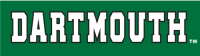 Dartmouth Big Green Pres Wordmark Logo Light Iron-on Stickers (Heat Transfers)