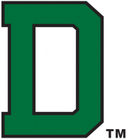 Dartmouth Big Green Pres Pres Alternate Logo Light Iron-on Stickers (Heat Transfers)