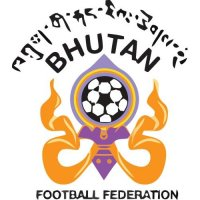 Bhutan Football Confederation Light Iron-on Stickers (Heat Transfers)