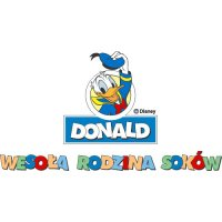 Donald Duck Light Iron On Stickers (Heat Transfers) version 3