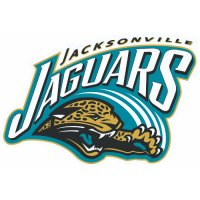 Jacksonville Jaguars Alternate Logo  Light Iron-on Stickers (Heat Transfers) version 2