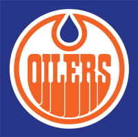 Edmonton Oilers 1974 75-1978 79 Jersey Logo1 Light Iron-on Stickers (Heat Transfers)