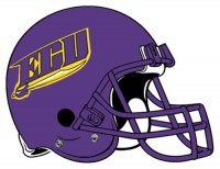 2005-Pres East Carolina PiratesHelmet Logo