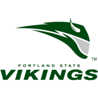 1999-Pres Portland State Vikings Primary Logo Light Iron-on Stickers (Heat Transfers)