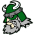 1999-Pres Portland State Vikings Mascot Logo Light Iron-on Stickers (Heat Transfers)