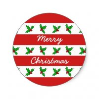 Personalized Christmas Decoration light-colored fabric iron on transfers Decal 7
