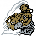 2003-Pres Purdue Boilermakers Alternate Logo Light Iron-on Stickers (Heat Transfers)