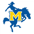 2011-Pres McNeese State Cowboys Primary Logo Light Iron-on Stickers (Heat Transfers)