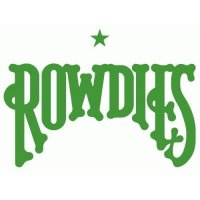 Tampa Bay Rowdies Light Iron-on Stickers (Heat Transfers)
