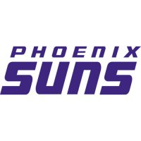 Phoenix Suns Script Logo  Light Iron-on Stickers (Heat Transfers) version 2