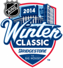 NHL Winter Classic Iron Ons