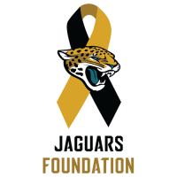 Jacksonville Jaguars 2013-Pres Charity Logo Light Iron-on Stickers (Heat Transfers)
