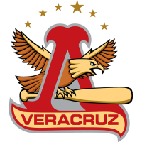 Veracruz Rojos del Aguila primary 2013 Light Iron-on Stickers (Heat Transfers)