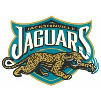 Jacksonville Jaguars Alternate Logo  Light Iron-on Stickers (Heat Transfers) version 4